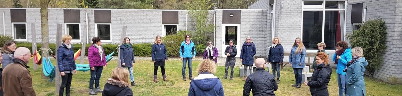 TriA community wandelcoaching nederland