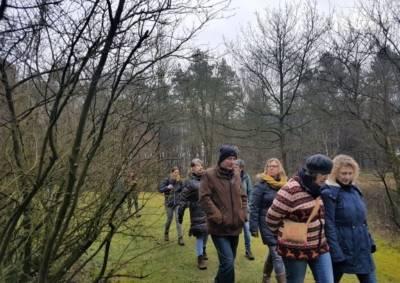 Wandelcoaching Nederland inspiratie